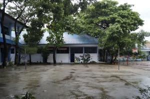 Lapangan Volly / Badminton SMAN 11 Makassar