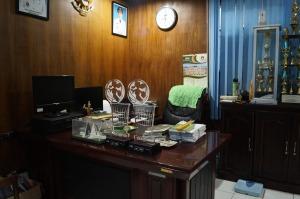 Ruangan Kepala Sekolah
